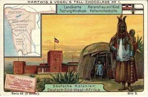 Herero---Post-Card