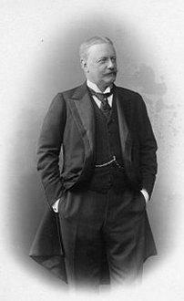 Prince Bernhard Heinrich Karl Martin von Bulow - Chancellor - 1900-1909