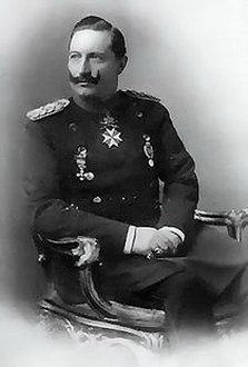 Wilhelm II - Kaiser of Germany - 1859 - 1941