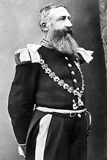 King Leopald II