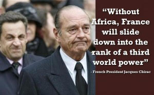 france without africa