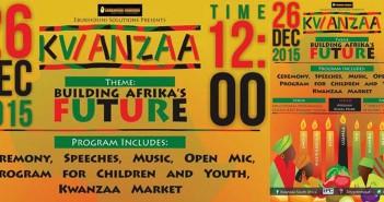 Kwanzaa 2015 December 26