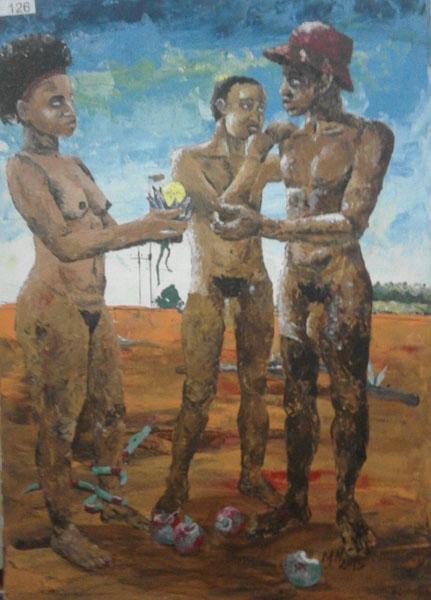 Adam,Eve and Steve