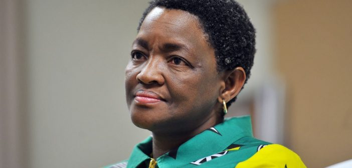 bathabile-dlamini